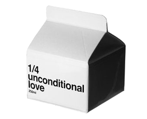 marketing uncondicional love