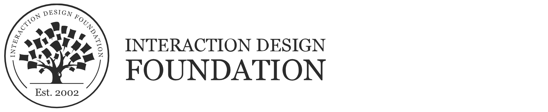 logo interactionion design foundation